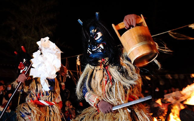 The Namahage Dance